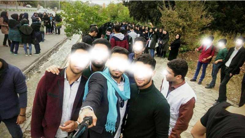 اردوی مختلط دانشجویان دانشگاه منابع طبیعی مرکز گلستان 3
