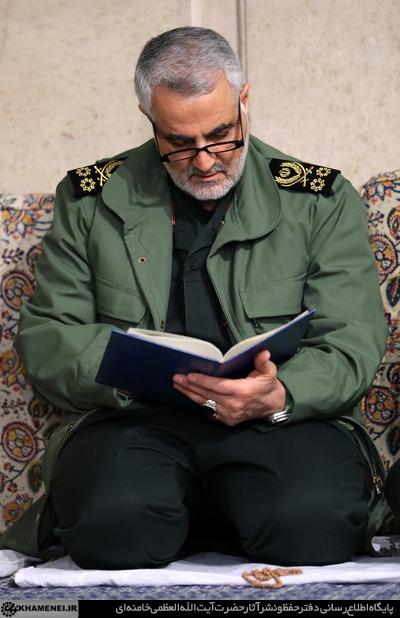 سردار سلیمانی ترحیم هاشمی3
