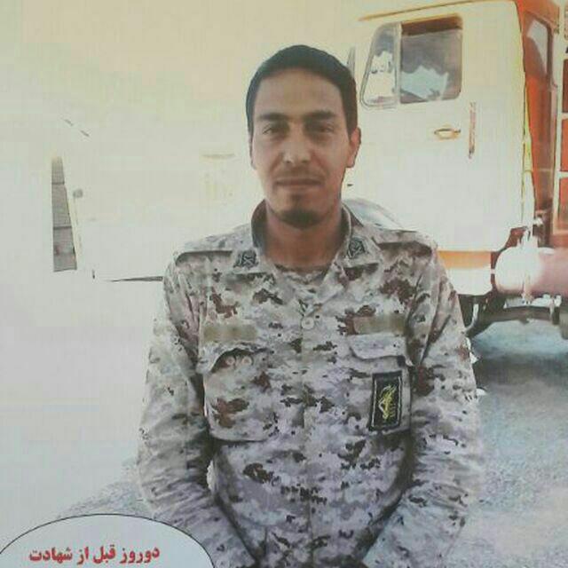 شهید محمدرضا ضیاء الدینی