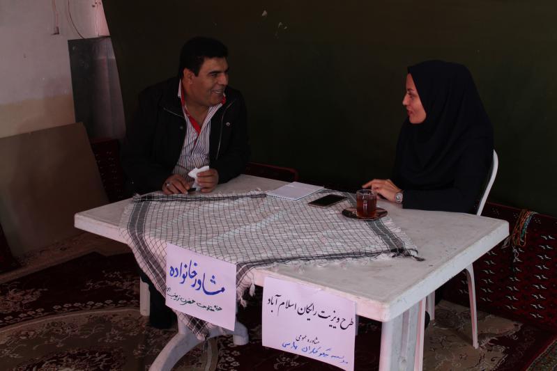 روستاییان «اسلامآباد» گالیکش ویزیت رایگان شدند2