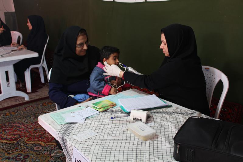 روستاییان «اسلامآباد» گالیکش ویزیت رایگان شدند1
