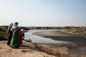 تالاب گلفشان «قارنیارق» در استان گلستان4