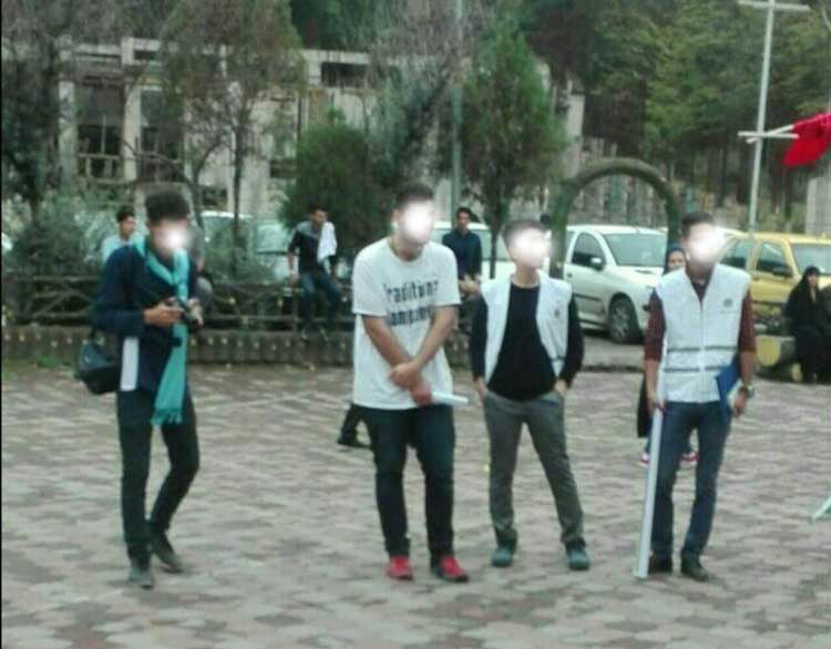 اردوی مختلط دانشجویان دانشگاه منابع طبیعی مرکز گلستان 2