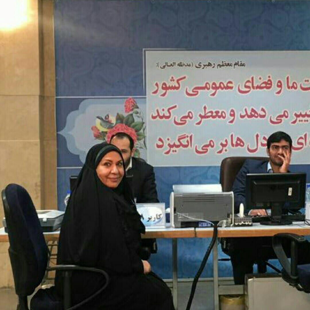 شعله حاجمیرفتاح تبریزی