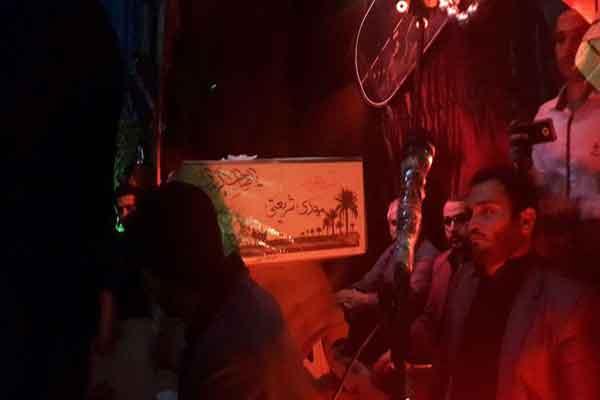 مهمان ویژه نخستین یادواره شهدای سادات گرگان6