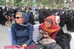 تصاوير دو توريست خانم از برزيل در استان گلستان