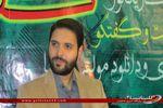 تصاویر/بازدید سخنگوی سومین نمایشگاه رسانه های دیجیتال انقلاب اسلامی از غرفه گلستان24