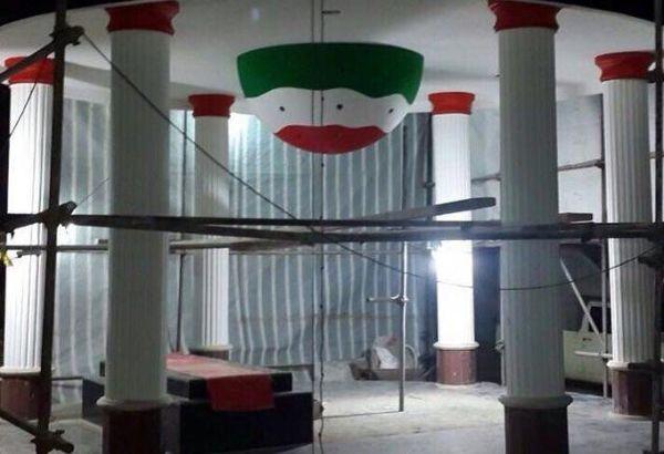 تصویر نهایی مزار هادی نوروزی
