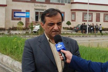 محمد هادی رحمتی مدیرعامل شرکت آب وفاضلاب گلستان ابقاء شد