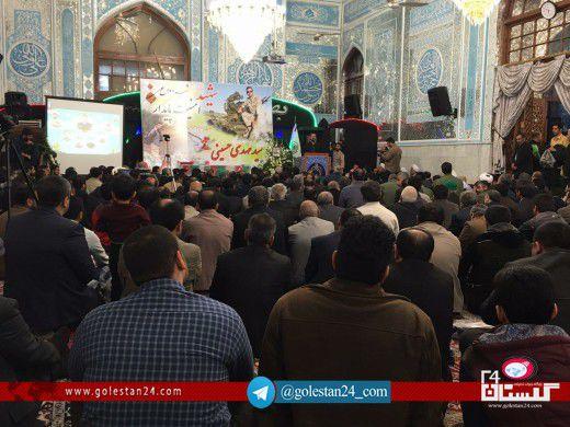 وداع شهید سیدمهدی حسینی (4)