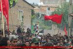 تصاویر / خاکسپاری شهید مدافع حرم قاسم غریب در روستای سیدمیران گرگان