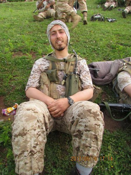 شهادت یک عضو سپاه پاسداران در سامرا+تصاویر