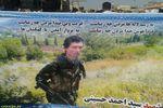 شهیدی مدافع حرمی که هیچگاه سرش پیدا نشد + عکس