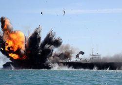 حمله موشکی ایران آمریکا را فلج میکند/ تهدید تهران جدی است
