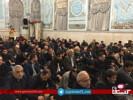 وداع شهید سیدمهدی حسینی (5)