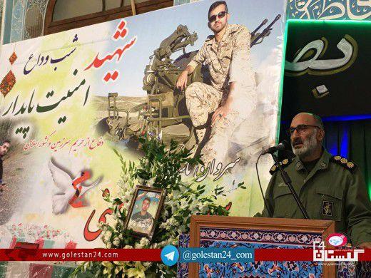وداع شهید سیدمهدی حسینی (13)