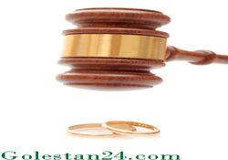 وضعيت آمار طلاق در ايران