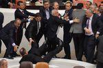 دانلودفیلم کتک کاری در مجلس ترکیه