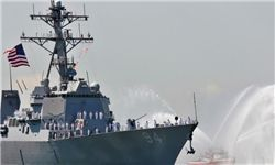 درخواست فرمانده نیروی دریایی آمریکا از ایران