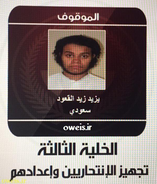 یزید سعودی داعش