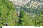 ارتفاعات کردکوی مکانی مناسب جهت احداث تله کابین+عکس