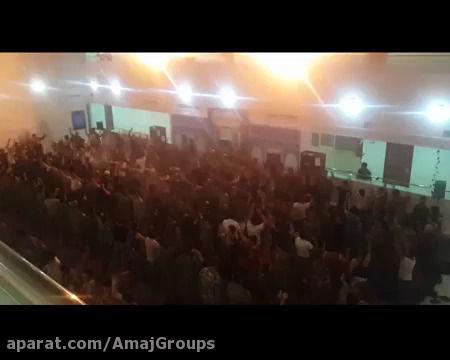 فیلم / سینه زنی شب قبل از عملیات بصری الحریر / از این جمع حدود 100نفر به شهادت رسیدند