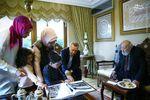 اردوغان و همسرش در ویلای شخصی +عکس