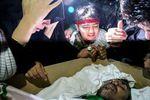 دانلود فیلم تشییع شهید مدافع حرم تقی ارغوانی