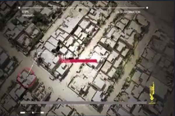 فیلم: عملیات فلوجه از نگاه دوربینهای سپاه بدر