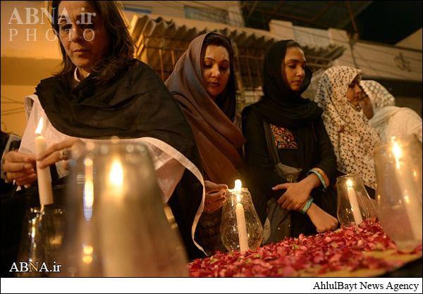 پاکستان در عزای بیش از ۱۲۰ دانش آموز شیعه و سنی + تصاویر