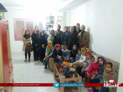بازدید فرماندار کردکوی (2)