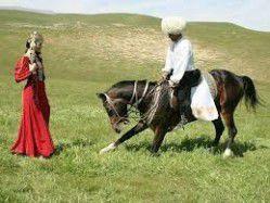 بازیهای محلی ترکمن و لزوم حفظ آن