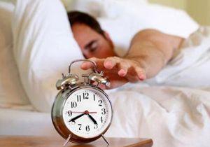 خستگی صبحگاهی