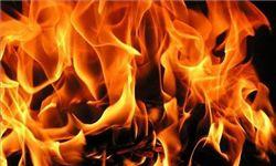 فیلم سوختن عامل کشف حجاب در آتش