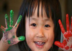 شلختگی کودکان قبل از هفت سالگی خلاقیت می آفریند
