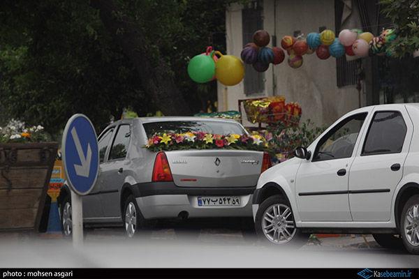 جشن بزرگ نیمه شعبان در استان گلستان به روایت تصویر