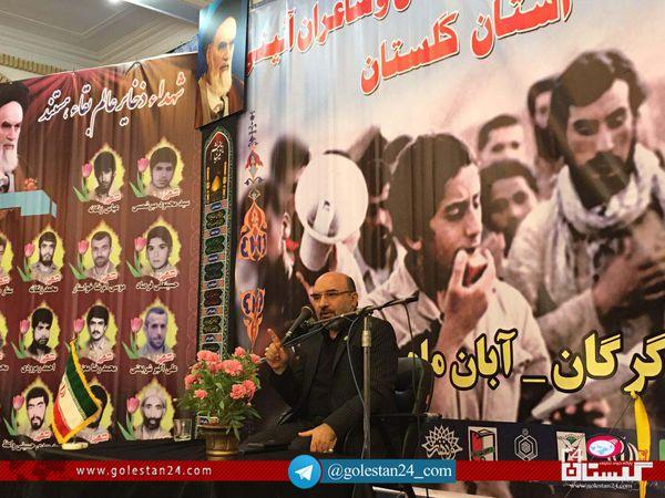 گزارش تصویری/ اولین یادواره شهدای مداح و شاعران آئینی استان گلستان