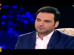 احسان علیخانی از دستمزد خود می گوید !! ماجرای مهمان جنجالی ماه عسل