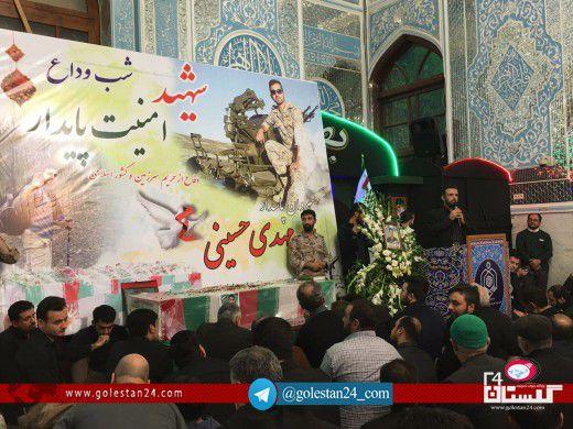 وداع شهید سیدمهدی حسینی (18)