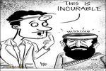 کاریکاتور/ عقل گمشده داعش