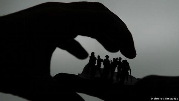 .قاچاق انسان: راز کثیف اتحادیهی اروپا