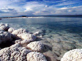 افزایش۱۱ سانتیمتری تراز آب در دریاچه ارومیه