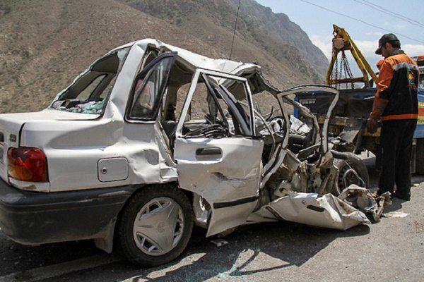 کاهش ۱۸ درصدی فوتیها در حوادث ترافیکی در استان