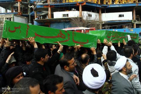 فرمانده تیپ شیعیان افغان با عزت به آغوش امام رضا (ع) برگشت