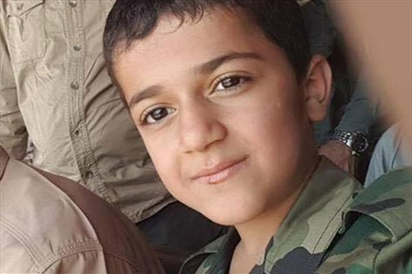 عکس/ سلفی با فرمانده عملیات «آزادسازی موصل»