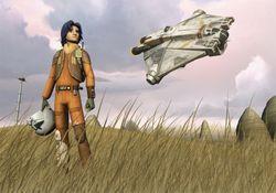 دیزنی، 'شورشیان جنگهای ستارهای' را معرفی میکند