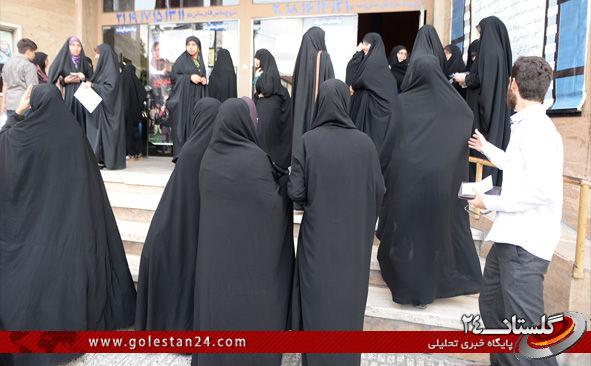 اکران فیلم محمد رسول الله در گرگان 10