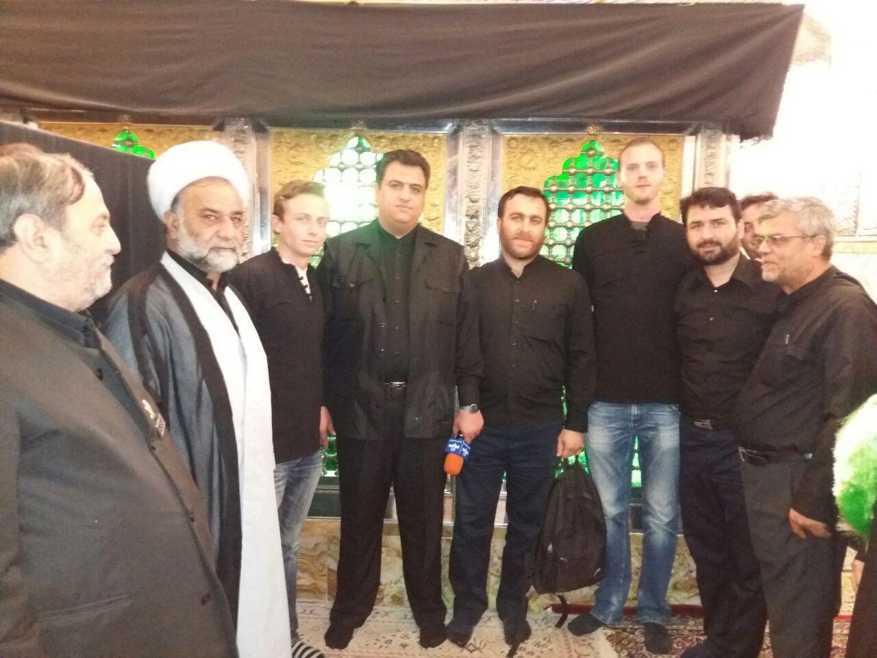 توریست مسلمان در گرگان (4)