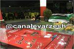 عکس/ مزار هادی نوروزی در شب یلدا