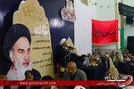 گزارش تصویری/ مراسم گرامیداشت امام خمینی(ره) درگرگان